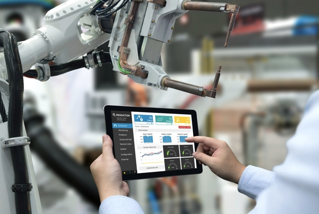 Groupe adf smart industrial solutions improving your performance